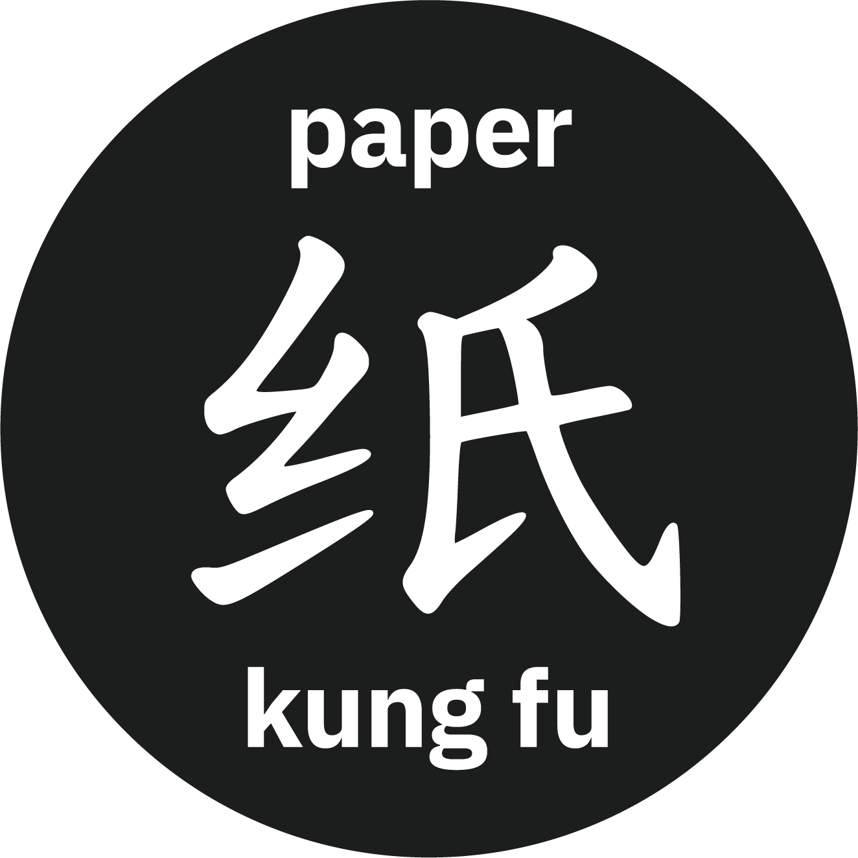 paper kung fu logo